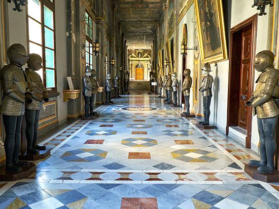 ארמונו ההיסטורי של הגרנד מאסטר, ראש מסדר האבירים / צילום: Shutterstock | א.ס.א.פ קריאייטיב