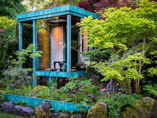 גן בסגנון יפני /  צילום: Shutterstock | א.ס.א.פ קריאייטיב