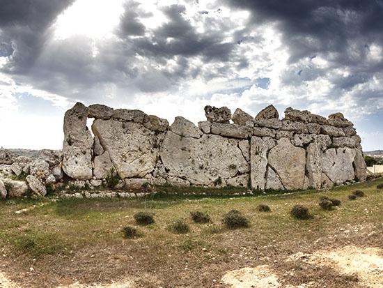 המקדשים הפרהיסטוריים. מראה מבחוץ / צילום: Shutterstock | א.ס.א.פ קריאייטיב