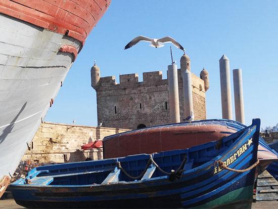 עיר הנמל היפה אסווירה / צילום: יונית קמחי