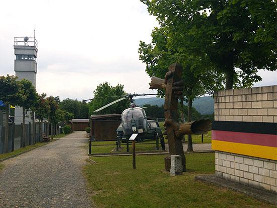 מוזיאון הגבול Schifflersgrund / צילום: לשכת התיירות Werratal