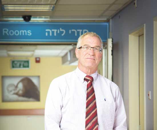 """ד""""ר ערן הלפרן\ צילום:  אלון רון"""
