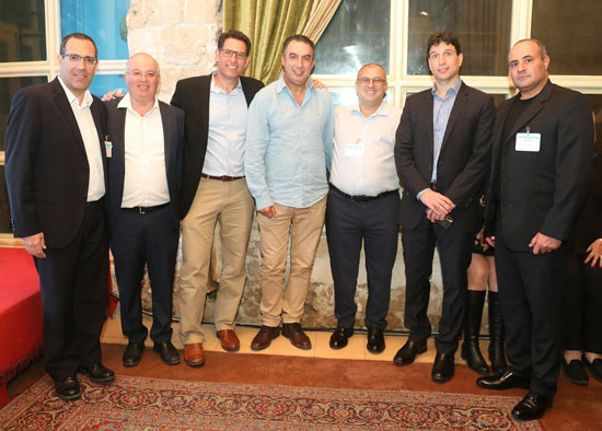 דנוך, גרינשפן, לחמני, כהן, רווה, ברזילי וארבל/ צילום: גדעון מרקוביץ
