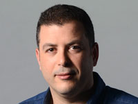 אלי גבאי / צילום: איל יצהר