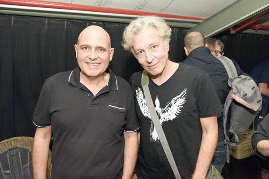 ברי סחרוף ודוד פתאל  / צילום: הודה בן יתח יוד