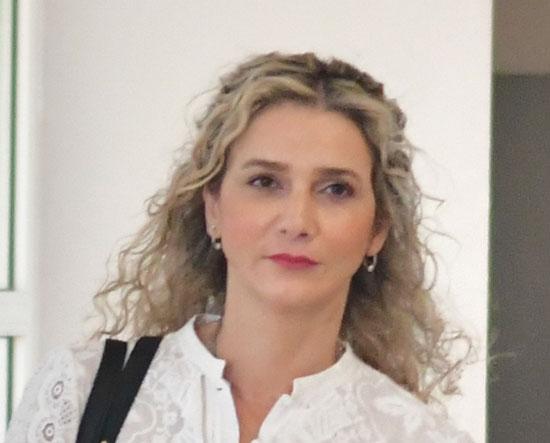 השופטת רונית פוזננסקי / צילום: רפי קוץ