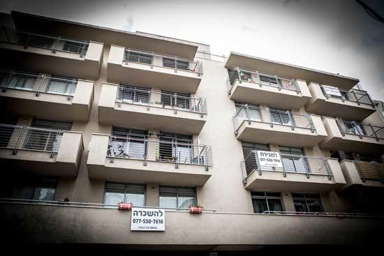 דירה להשכרה בשכונת פלורנטין, תל אביב/ צילום:שלומי יוסף