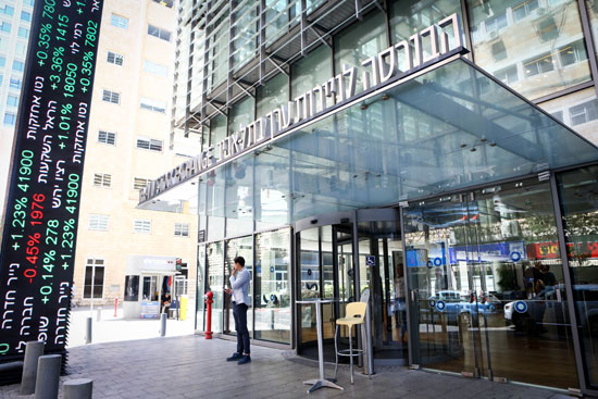 הבורסה בתל אביב/ צילום: שלומי יוסף