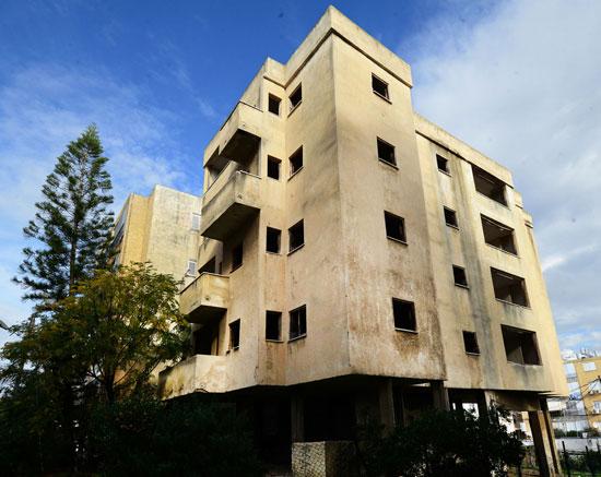 בית מגורים בחולון / צילום: איל יצהר