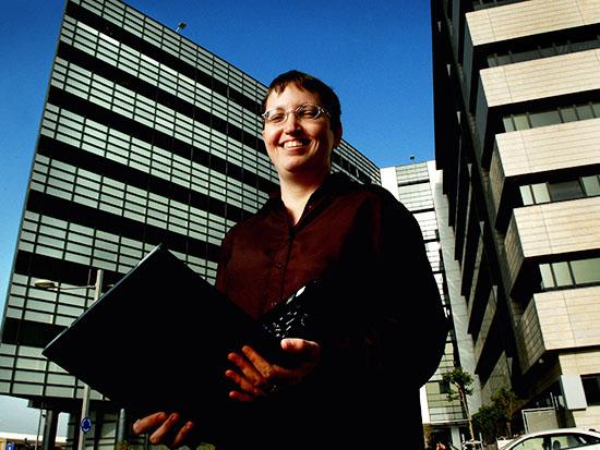 דוקטור דורית דור, צ'ק פוינט / צילום: איל יצהר