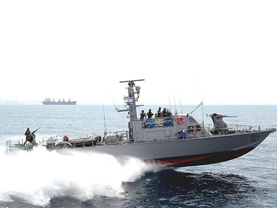 ספינת הסיור סופר דבורה סימן 3 / צילום: תעשייה האווירית