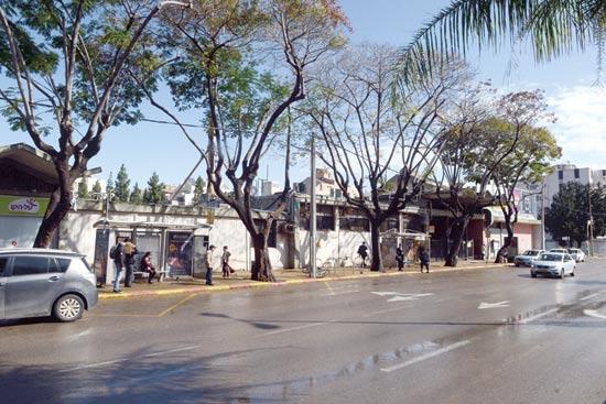 תחנה מרכזית כפר סבא / צילום: איל יצהר