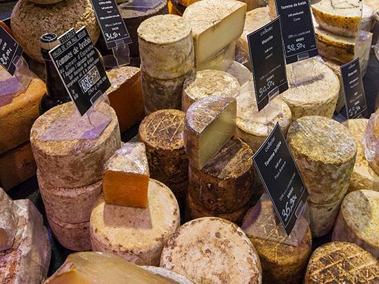 גבינות / צילום: רויטרס - Robert Pratta