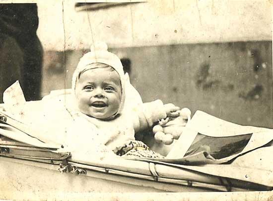 כריסטינה 1942 בגטו ורשה