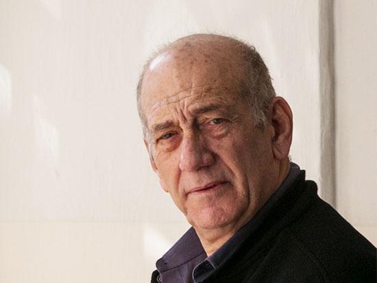 אהוד אולמרט / צילום: אוהד צויגנברג ידיעות אחרונות
