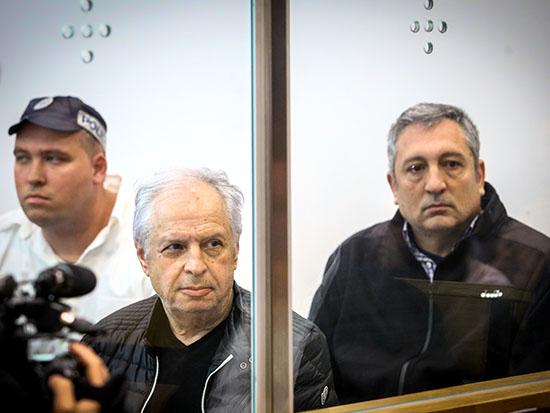 ניר חפץ (מימין) ושאול אלוביץ' / צילום: שלומי יוסף