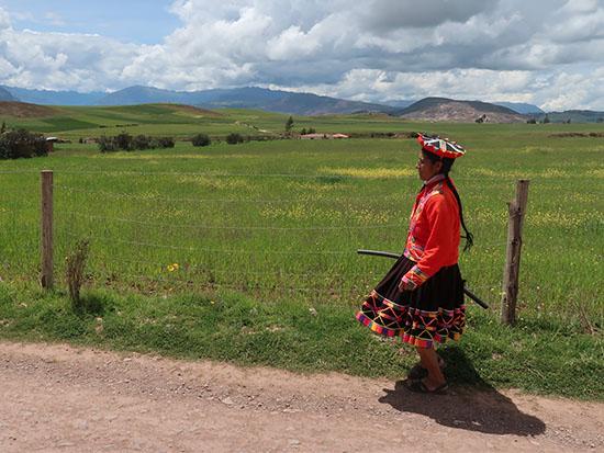 הדרך לעמק הקדוש / צילום: רוני ערן