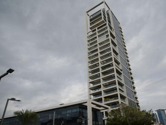 מגדל השופטים / צילום: איל יצהר