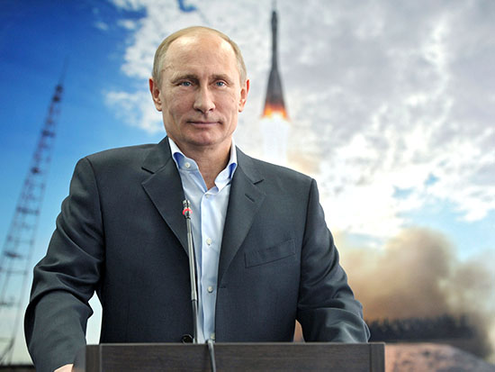 הנשיא פוטין / צילום: רויטרס - Ria Novosti