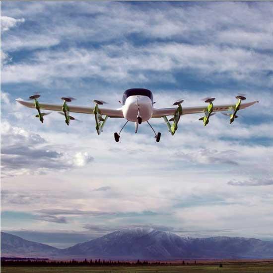כלי הטיס של Kitty Hawk  / צילום: יחצ