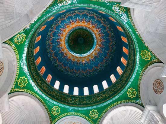 מסגד / צילום: אינגה מיכאלי