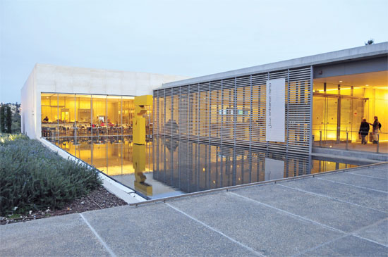 מוזיאון ישראל / צילום :shutterstock