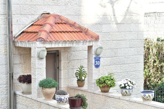 ביתם של בני הזוג ברקוביץ / צילום: רפי קוץ