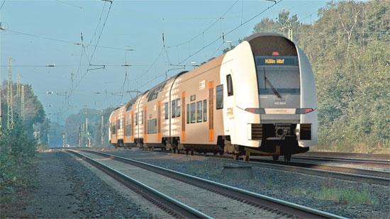 רכבת של סימנס / צילום: יחצ