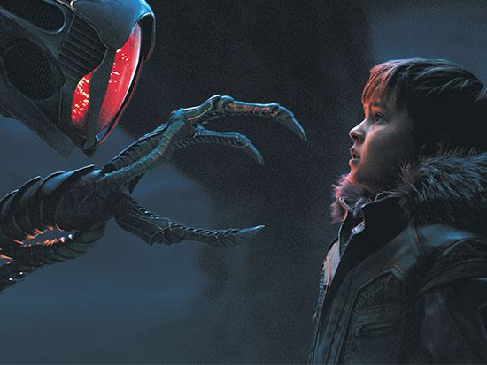 """מתוך הסדרה """"אבודים בחלל"""" / צילום:Netflix"""