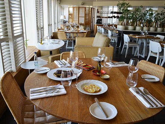 המסעדות הבולטות שנסגרו בשנתיים האחרונות: כתית, רפאל, עלמה והרברט סמואל / צילום: תמר מצפי