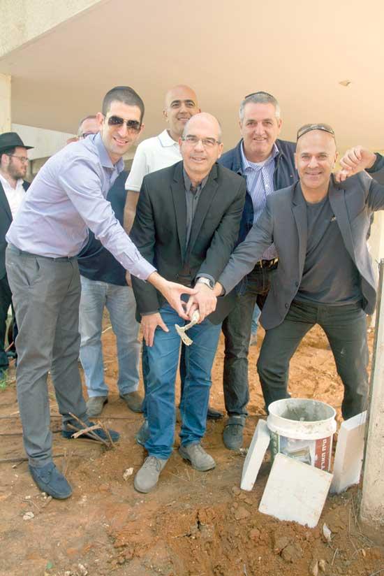תמיר פורת אילן אברהמי איציק ברוורמן רוני זוהר ואסף אופנהיים  / צילום: אסף בן דור