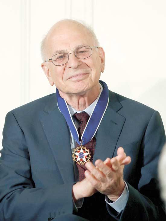 פרופסור דניאל כהנמן / צילום: רויטרס
