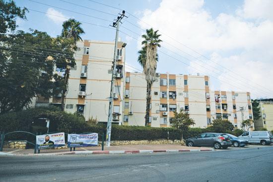 רחובות קרית משה / צילום: איל יצהר