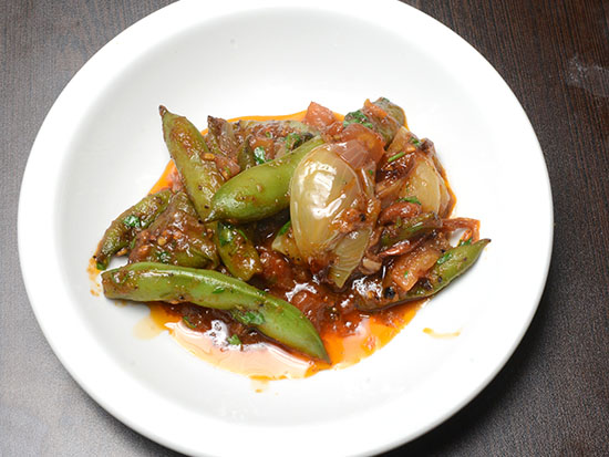 דיאנא. פול, תפוחי אדמה, עגבניות - ירקות עשויים בחוכמה / צילום: איל יצהר