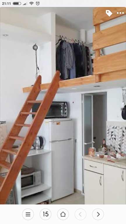 דירה להשכרה עם עובש/ צילום: פייסבוק