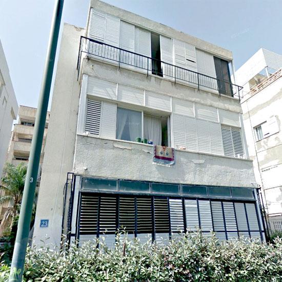 """רנק 23, תל אביב, המציאות / צילום: יח""""צ"""