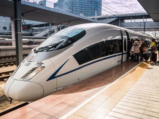 הרכבת המהירה/ Shutterstock | א.ס.א.פ קריאייטיב