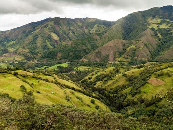 עמק וילקבמבה באקוודור / צילום: Shutterstock