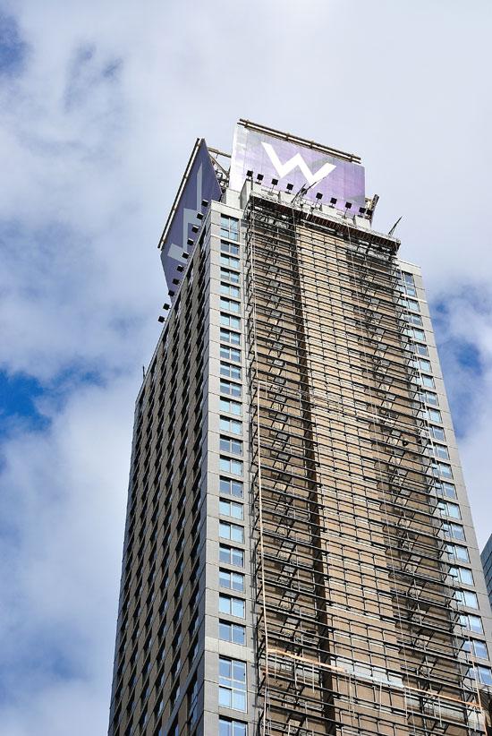 מלון W ניו יורק / צילום: Shutterstock/ א.ס.א.פ קרייטיב