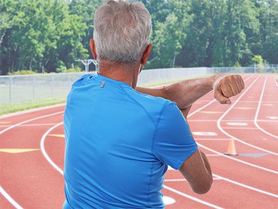 חימום לפני ריצה / צילום: Shutterstock | א.ס.א.פ קריאייטיב