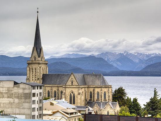 הקתדרלה של ברילוצ'ה / צילום: שאטרסטוק