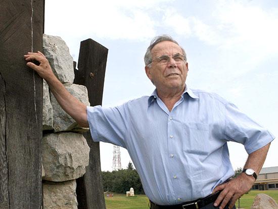 סטף ורטהיימר. האיש העשיר בישראל / צילום: אריאל ירוזלימסקי