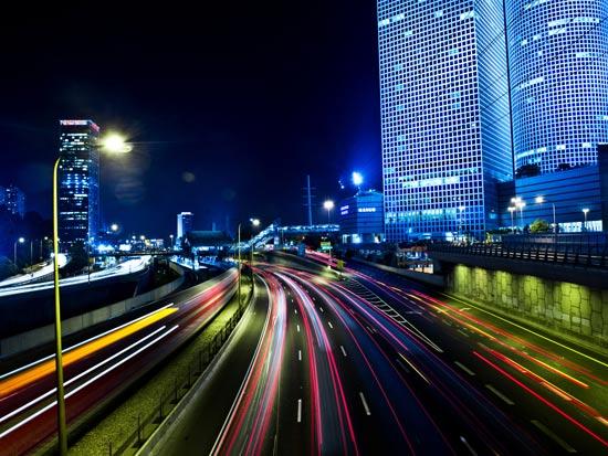 """מרכז תל אביב. גם הנדל""""ן המסחרי הוא חלק מהמגמה / צילום: Depositphotos"""
