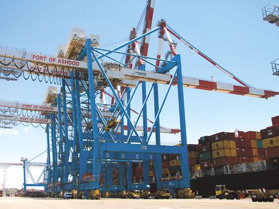 נמל אשדוד נפתח לסיורים / צילום: אורלי גנוסר