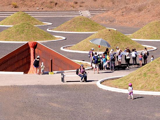 הפארק הוולקני אביטל / צילום: דפנה מאיר