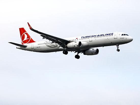 מטוס של טורקיש איירליינס / צילום: רויטרס - Pierre Albouy