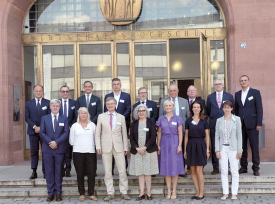 נשיאי האוניברסיטאות / צילום:האנס וולף