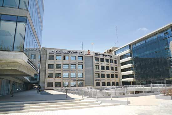 אוניברסיטת בן גוריון /צילום: איל יצהר