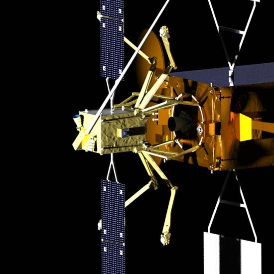 לוויין של Effective Spac / צילום: באדיבות אתר החברה