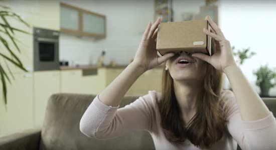 טכנולוגיית מציאות מדומה דאבל איקס/ צילום: מתוך סרטון הדגמה של DoublX